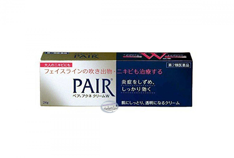 Japan Lion Pair Acne Medicated Treatment Cream W 24g