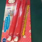 Sanrio HELLO KITTY Sealing Clips 2p set Food Kitchen Storage Bags Sealer Clamp Grips