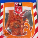 Wah Yuen Dried Prepared Chili Fried Fish 30g x5 華園辣味紅燒魚柳 snacks