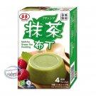 Torto Powdered Matcha Green Tea Pudding 120g Sweets dessert snacks ladies men foods