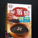 Torto Black Sesame Cereal 160g 25% Less Sugar Sweets dessert snacks ladies men foods