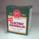 Fei Fah Extra Electric Medibalm cream 30g pain relief ladies mens  惠華萬應止痛膏