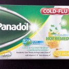 Panadol Cold + Flu Hot Remedy Lemon & Honey 必理痛傷風感冒熱飲蜜糖檸檬味