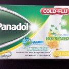 Panadol Cold + Flu Hot Remedy Lemon & Honey 必理痛傷風感冒熱飲蜜糖檸檬味