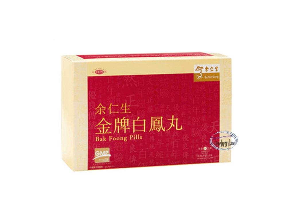 Eu Yan Sang Bak Foong Pills 24 Sachets ������鳳丸(24��)