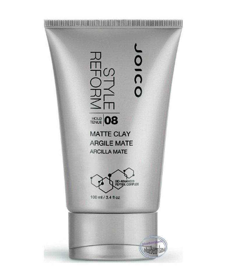 Joico Style Reform Matte Clay 100ml 3.4 oz Hair Styling