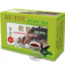 De-Tox Guava Tea 2.7g X 90 tea bags Detox Stabilize Blood Sugar Help Diabetics Lower Cholesterol