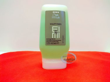 Wella Professional EIMI Sculpt Force Extra Strong Flubber Gel 125ml Hair care Strong Hold styling