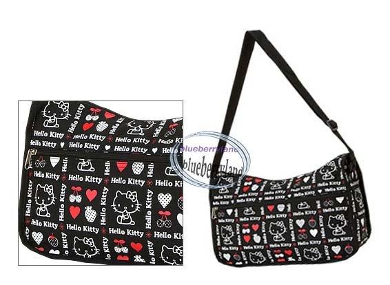 Sanrio HELLO KITTY Shoulder Bag Weekend purse ladies girls