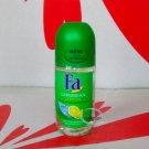Fa Caribbean Lemon Exotic Fresh Roll On Deodorant Women girls 48 hrs protection