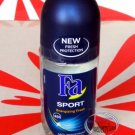 Fa Sport Energizing Fresh Roll On Deodorant Antiperspirant 48 hrs protection