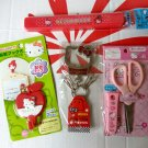 Sanrio HELLO KITTY 4 Pcs Gift Set for Christmas birthday kid girl women F