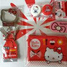 Sanrio HELLO KITTY 3 Pcs Gift Set for Christmas birthday kid girl women K