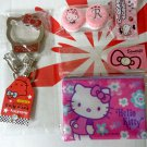 Sanrio HELLO KITTY 3 Pcs Gift Set for Christmas birthday kid girl women L