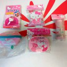 Sanrio HELLO KITTY 5 Pcs Gift Set for Christmas birthday kid girl women M