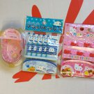 Sanrio HELLO KITTY & Shinkansen 3 Pcs Gift Set for Christmas birthday party kid girl women O