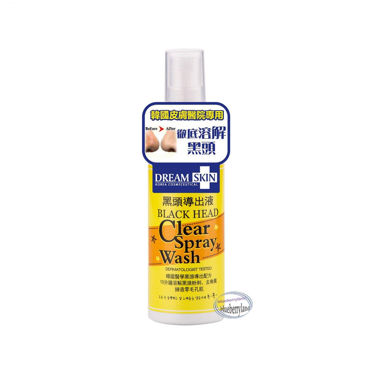 Korea Dream Skin Black Head Clear Spray Wash 100ml
