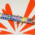 2 Rolls Mentos Mix Grape Flavor Chewy Dragees Candy sweet snacks candies kids ladies