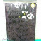 Sanrio Bad Badtz Maru XO Passport Holder cover travel Q17 ladies girls boys