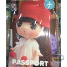 Korean Doll Ddung Passport Holder cover travel accessories boys Girls