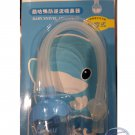 Baby Infant Snivel Absorber Nasal Aspirator Clears Stuffy Noses  Snotsucker Suctioning Device