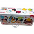 Zaini Disney Tsum Tsum Chocolate Surprise 3 Eggs With Toy Figure Inside choco ladies kid