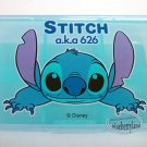 Disney Stitch Pill Case medicine storage box pills vitamin Blue