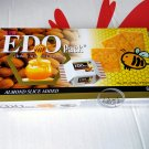 EDO Pack Honey Almond Cracker 133g biscuits sweets snacks cookies ladies