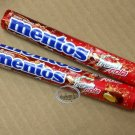 2 Rolls Mentos COLA Flavor Chewy Dragees Candy sweet snacks kids ladies