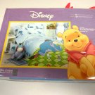 Disney Eeyore 60 x 75 inches Queen size Fitted Sheet & 2 Pillow cases Set