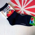 Sesame Street ELMO Sock ladies girls Socks 22 - 26cm Crew sock