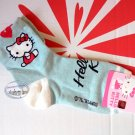 Sanrio Hello Kitty Socks set ladies girls Women's crew Sock 22 - 26cm  blue