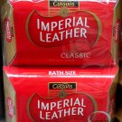 Cussons Imperial Leather Classic Long Lasting Luxury Fragrance Soap 4 Pcs Set 加信氏香皂