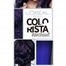 L'Oreal Paris Colorista Washout INDIGO Blue Semi-Permanent Hair Dye