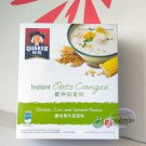 Quaker Instant Oats Congee Chicken Corn and Spinach flavor healthy breakfast snack