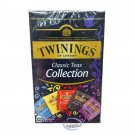 Twinings Classic black tea Collection 5 flavors 20 Pcs black tea bags
