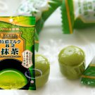 UHA TOKUNO 8.2 Green Tea Matcha Milk Candy sweets snack Soft chewy Candies kid