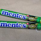 2 Rolls Japan Mentos Matcha Green Tea Flavor Chewy Dragees Candy sweet snacks kids ladies
