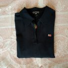 Ralph Lauren Women's Long Sleeve Polo Shirt L Size Navy ladies girls