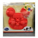 Disney MICKEY MOUSE SILICONE Mold Chocolate ICE Mould jello kit