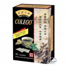 Colego Tuocha Tea 90 teabags for treatment of Cholesterol Blood Pressure Cellulite 好蓮沱茶