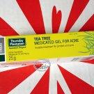 Thursday Plantation Tea Tree Medicated Gel 25g For Acne Clear Pimple Treatment