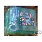 Disney Stitch Cream Case Lotion Bottle Travel Set Kit
