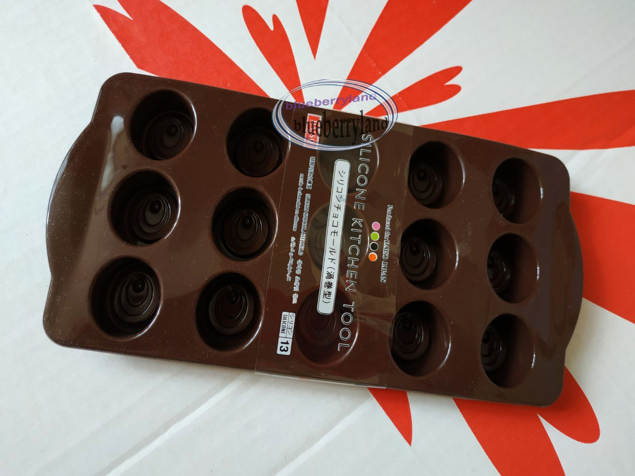SILICONE Chocolate Mold Silicon Mould maker sweets choco moule snacks