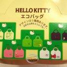 Sanrio Hello Kitty Shopping Eco Tote Bag handbag women ladies girls PTB
