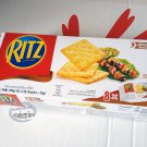 Ritz BBQ Flavored Cracker 200g biscuits snacks cookies ladies sweets