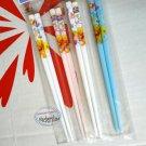 Disney Winnie the Pooh Chopsticks 4-pair set home cutlery kitchen
