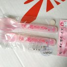 Sanrio Hello Kitty Fork & Spoon set kitchen Cutlery home Pink KTH