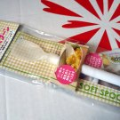 Japan imported Baby Feeding Soft Spoon infant toddler elderly meal cutlery