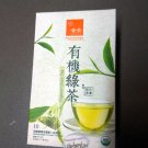 Gui Tea Emerail Fine Blend Organic Green Tea Bag 10 x 2g hot Tea beverage health beauty ladies
